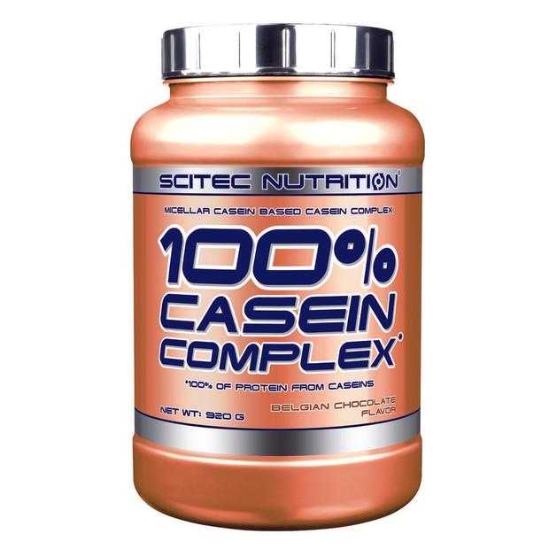 Scitec Nutrition 100% Casein Complex  Μικυλλιακή Καζεΐνη