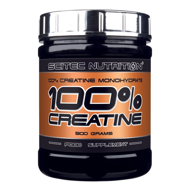 Scitec Ultrapure 100% Creatine Monohydrate Φόρμουλα Κρεατίνης 500g