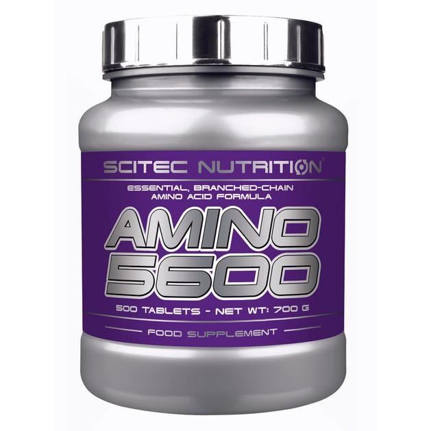 Scitec Nutrition Amino 5600 Φόρμουλα με Πλήρες Φάσμα Αμινοξέων