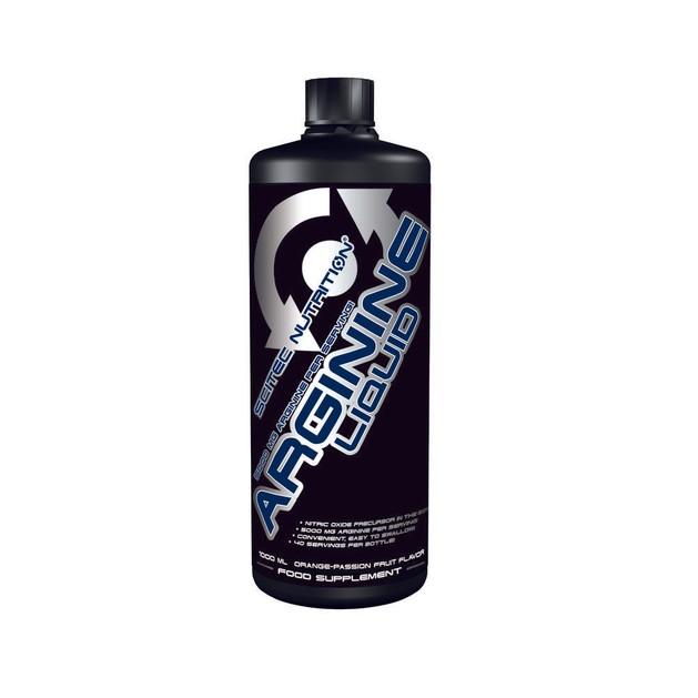 Scitec Nutrition Arginine Liquid Αργινίνη 1000ml