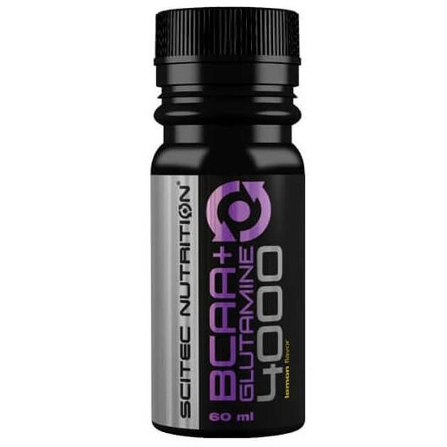 Scitec Nutrition BCAA + Glutamine 4000 σε Υγρή Μορφή 60ml