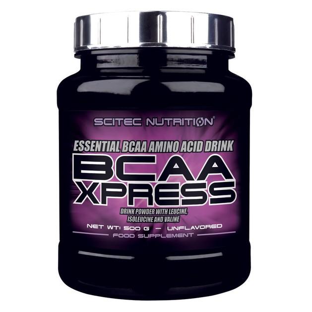 Scitec Nutrition BCAA Xpress αμινοξέα διακλαδισμένης αλυσίδας