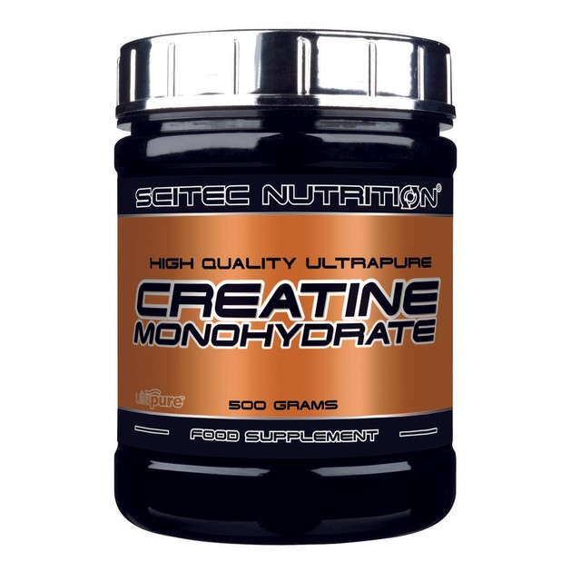 Scitec Nutrition 100% Creatine Monohydrate Μονοϋδρική Κρεατίνη