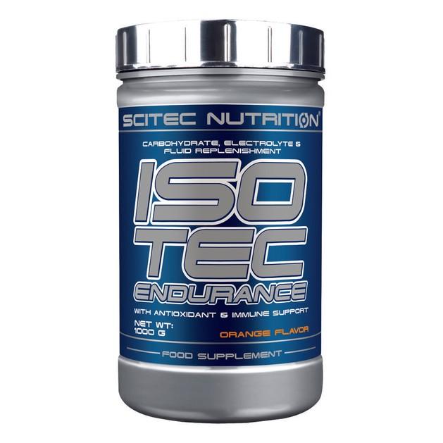 Scitec Nutrition - Ισοτονικά Ποτά, Ηλεκτρολύτες & Ροφήματα - Isotec Endurance 1000gr