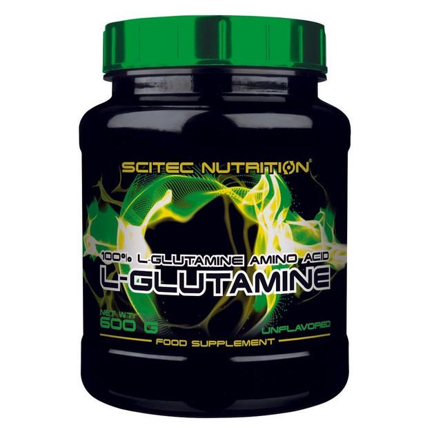 Scitec Nutrition L-Glutamine Γλουταμίνη  powder
