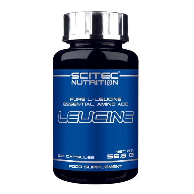 Scitec Nutrition Leucine Αμινοξέα 100caps
