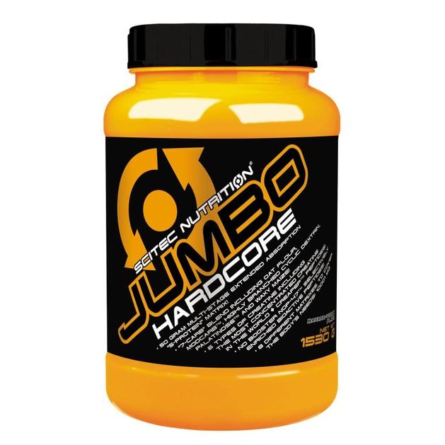 Scitec Nutrition Jumbo Hardcore Πρωτείνη Αυξησης Όγκου 1530gr