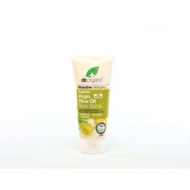 Dr.Organic Organic Virgin Olive Oil Body Scrub 200ml