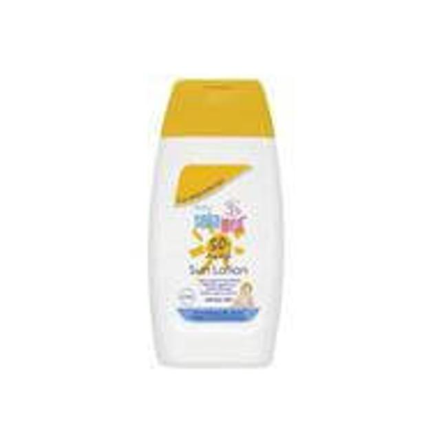 SEBAMED Baby Sun Lotion Spf50 - Παιδική Αντηλιακή Λοσιόν 200 ml
