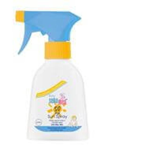 Sebamed Baby Sun Spray Spf50  Παιδικό Αντηλιακό Σπρέυ 200ml
