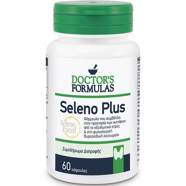 Seleno Plus 60caps - Doctor\'s Formula