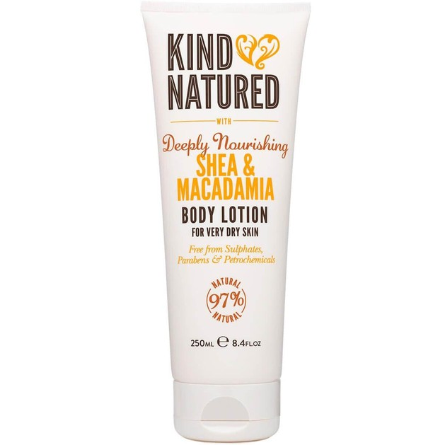 Kind Natured Deeply Nourishing Shea & Macadamia Body Lotion για Πολύ Ξηρή Επιδερμίδα 250ml