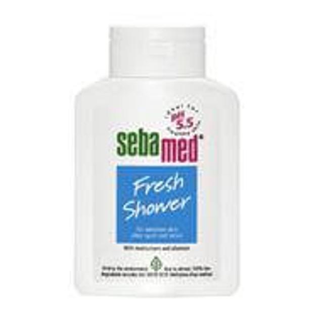 Sebamed Shower Fresh A.H.A Γαλάκτωμα Ντους Για Τον Καθημερινό Απαλό Καθαρισμό 200ml