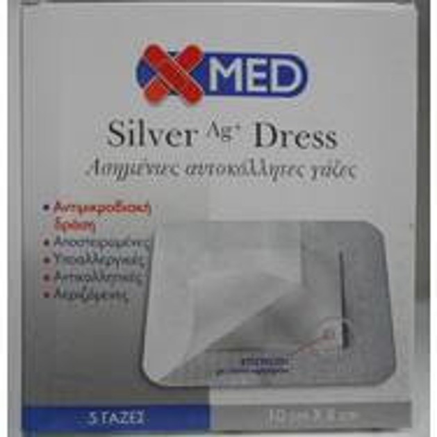 X-Med Silver Ag+ Dress