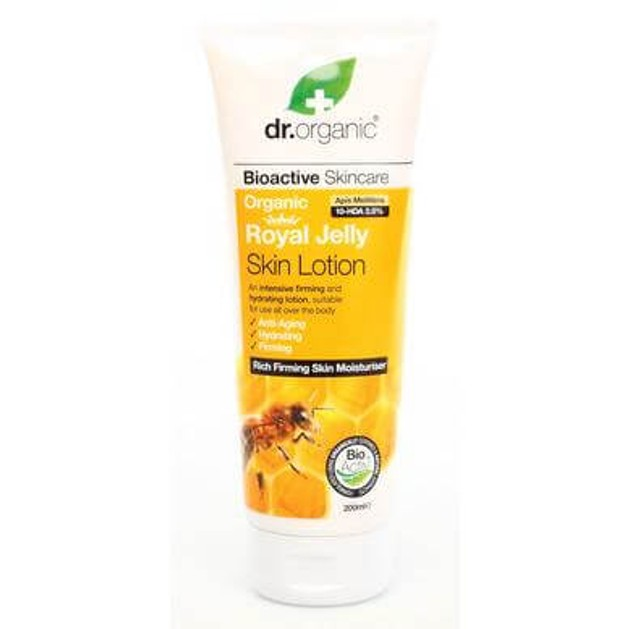 Dr.Organic Organic Royal Jelly Skin Lotion 200ml