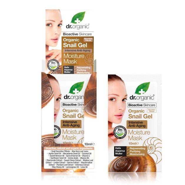 Dr.Organic Snail Gel Intensive Anti-Aging Moisture Mask 10ml