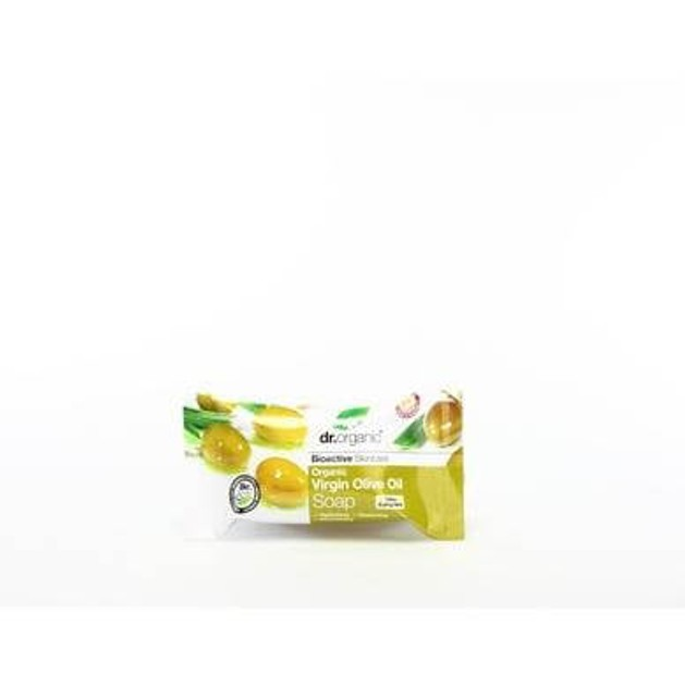 Dr.Organic Organic Virgin Olive Oil Soap 100gr