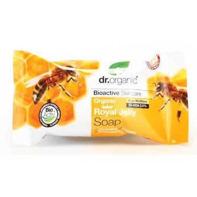 Dr.Organic Organic Royal Jelly Soap 100gr