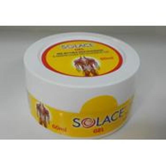 Solace Gel Κατάλληλη Για Μασάζ Χωρίς Έντονη Μυρωδιά 60ml