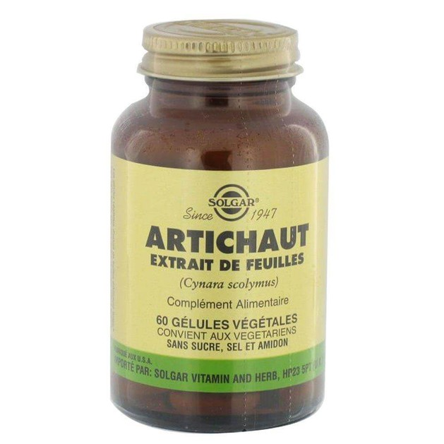 Solgar Artichoke Leaf Extrac 60 veg.caps