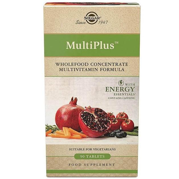 Solgar Multiplus with Energy Essentials 90 tabs