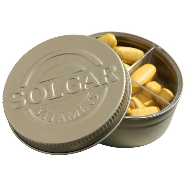 Δώρο Solgar Pill Box Θήκη Χαπιών 1 Τεμάχιο