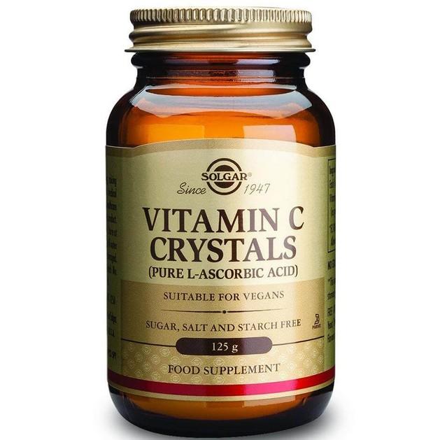 Solgar Vitamin C 125gr powder