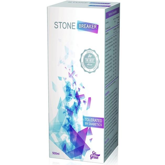 Up Lab Stonebreaker Συμπλήρωμα Διατροφής, που Υποστηρίζει την Υγιή Νεφρική Λειτουργία 500ml