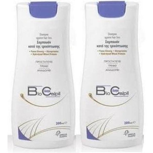 Biocalpil Shampoo 200 ml 1+1 Δώρο