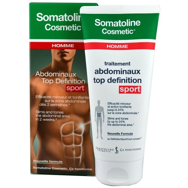 Somatoline Top Definition Αγωγή Κοιλιακών για Άντρες 200ml