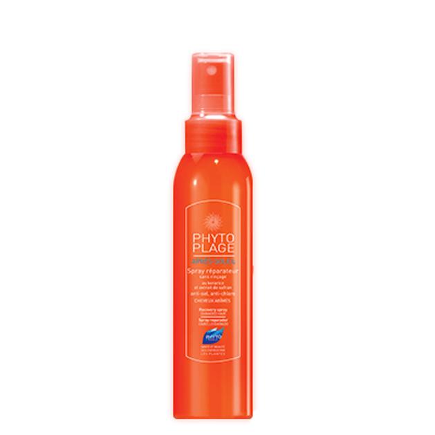 Phyto Spray Reparateur Phytoplage Σπρέι Επανόρθωσης για Μετά τον Ήλιο Χωρίς Ξέβγαλμα, Κατεστραμμένα-Ταλαιπωρημένα Μαλλιά 125ml