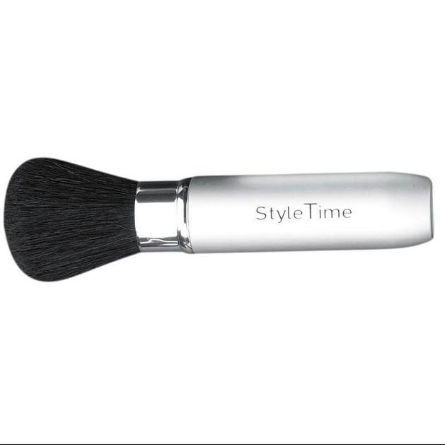 Style Time Mini Σπαστό Πινέλο Πούδρας και Ρουζ