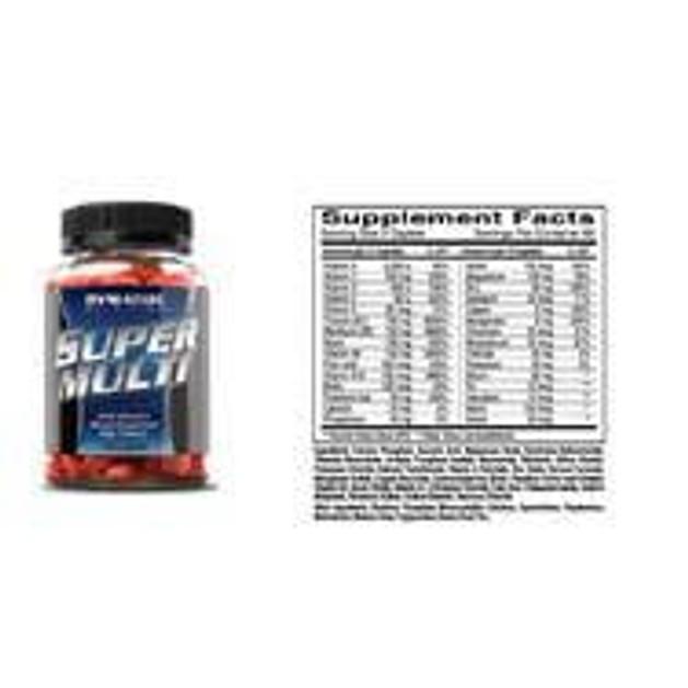 Dymatize Super Multi Vitamin Το Τέλειο Μίγμα Βιταμινών Και Μετάλλων 120 tabs