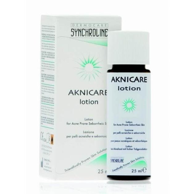 Synchroline Aknicare Lotion Λοσιόν Εντατικής Θεραπείας 25ml