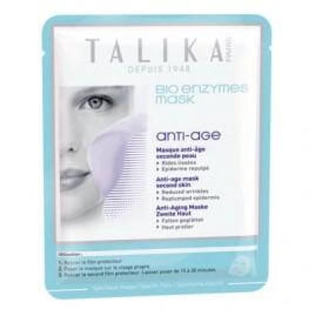 Talika Bio Enzymes Anti Aging Mask Αντιγηραντική Μάσκα Προσώπου 20gr