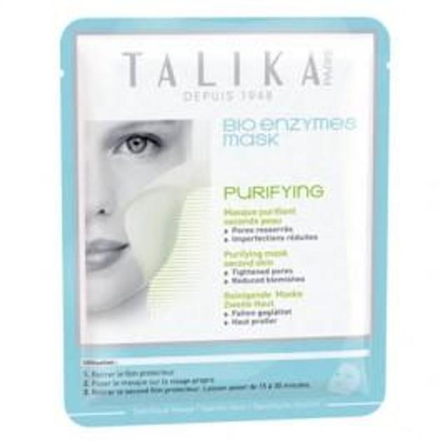 Talika Bio Enzymes Purifying Mask Μάσκα Καθαρισμού Προσώπου 20gr