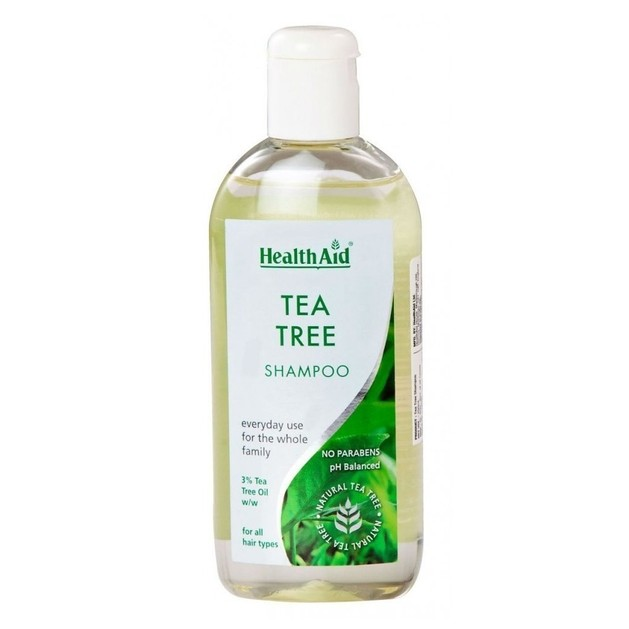 Health Aid Tea Tree Shampoo 250ml