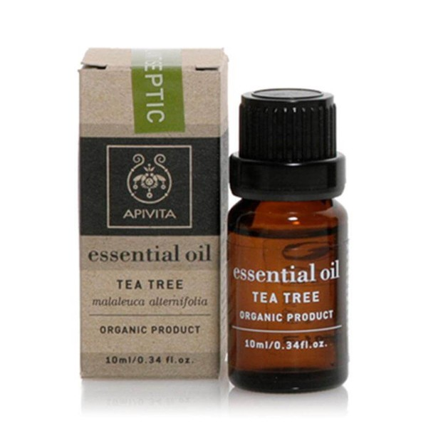 Apivita Essential Oil Tea Tree Τεϊόδεντρο 10ml