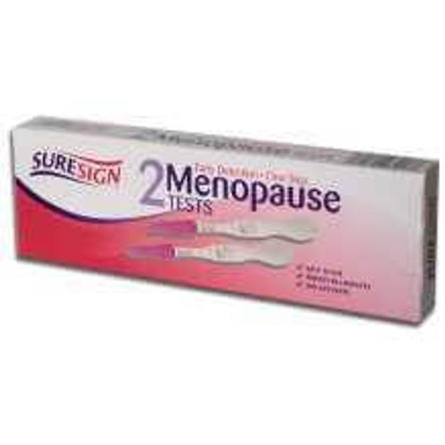 Suresign Τεστ Εμμηνόπαυσης 2τεμ