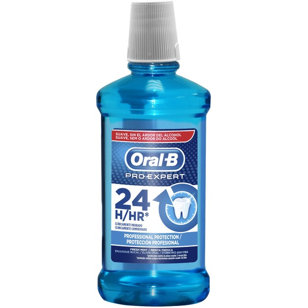 Oral-B Pro Expert 24hr Professional Protection Στοματικό Διάλυμα 500ml