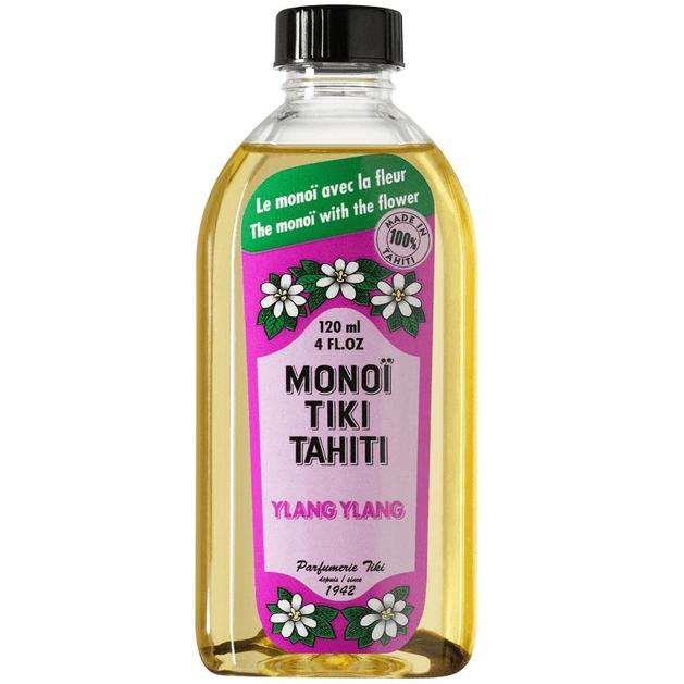 Monoi Tiki Tahiti Ylang Ylang Φυτικό Λάδι Σώματος με Άρωμα Ylang Ylang 120ml