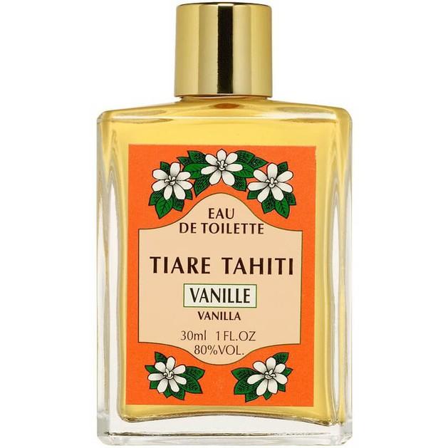 Monoi Tiki Tahiti Vanille Vanilla Eau de Toilette Γυναικείο Άρωμα Βανίλιας 30ml