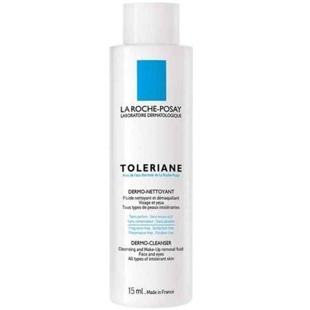 Δώρο La Roche-Posay Toleriane Dermonettoyant Γαλάκτωμα Καθαρισμού για τα Μάτια και το Πρόσωπο 15ml