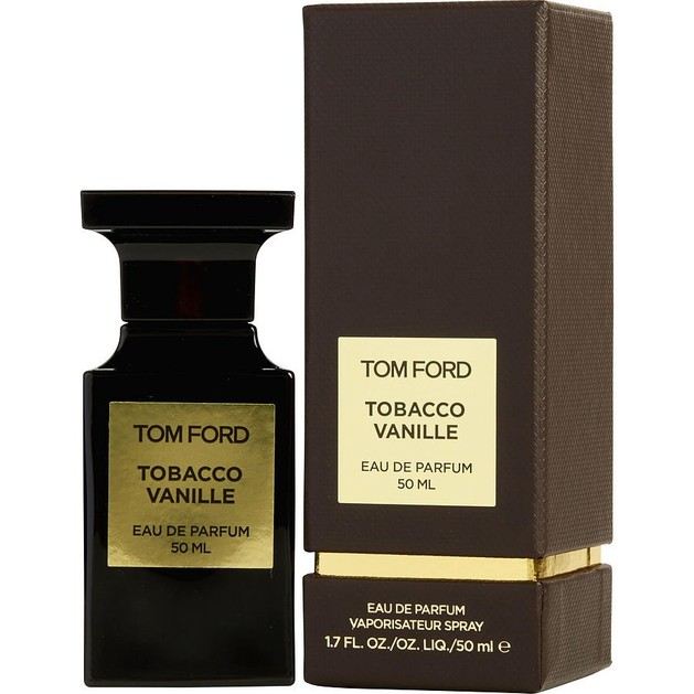 Tom Ford Tobacco Vanille Eau De Parfum 50ml (unisex)