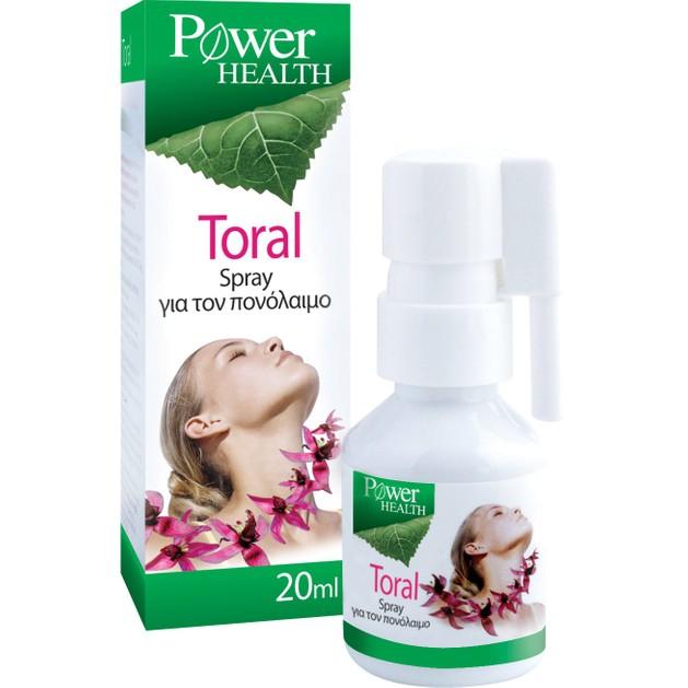 Power Health Toral Spray 20ml