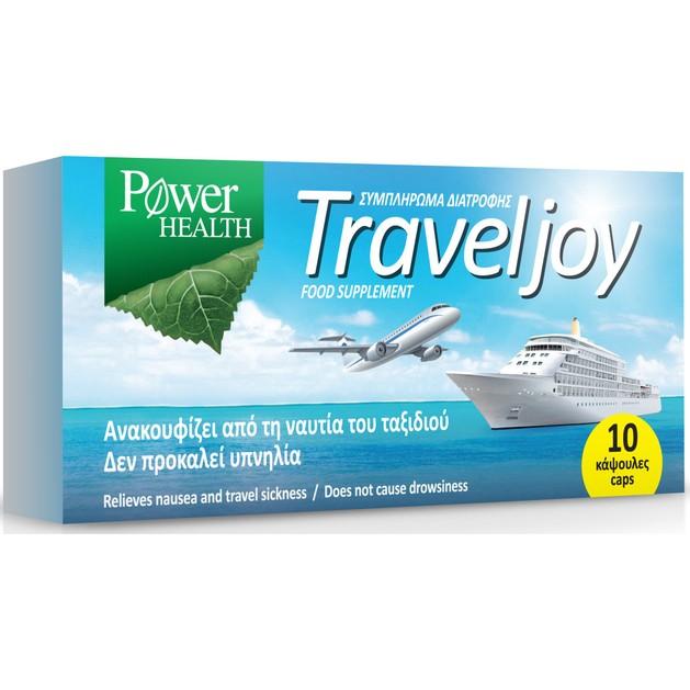 Power Health Travel Joy 10caps