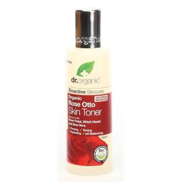 Dr.Organic Organic Rose Otto Skin Toner 150ml