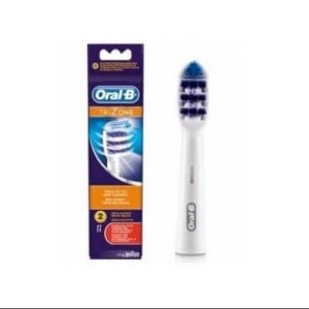 2 Ανταλλακτικές Κεφαλές Βουρτσίσματος Oral-B Trizone