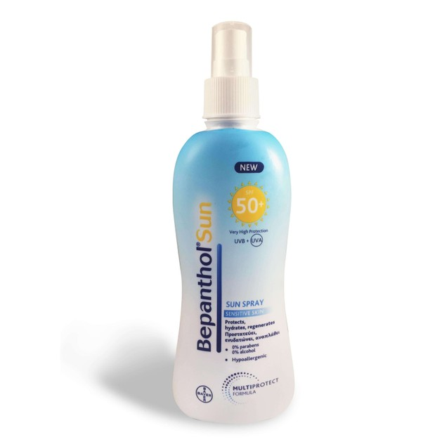 Bepanthol Sun Lotion Spray Spf50+, 200ml