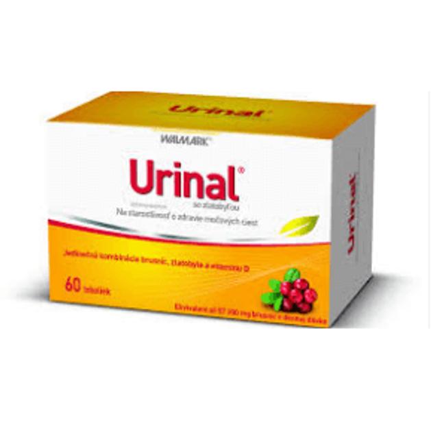 Urinal Για Τις Λοιμώξεις Και Τις Φλεγμονές Του Ουροποιητικού Συστήματος 60tabs